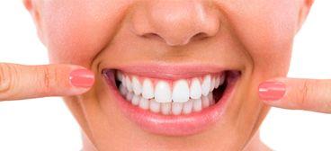 Luce tus dientes blancos.